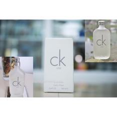 Nước hoa CK One Calvin Klein 100ml cho cả nam và nữ