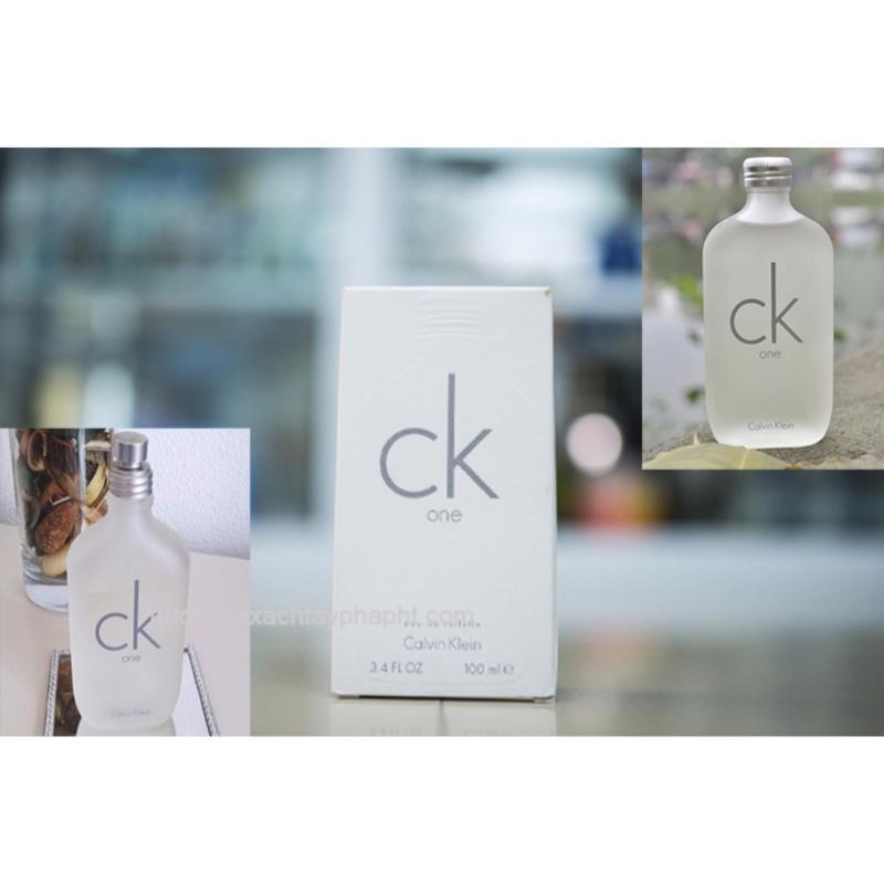 CK One Cal.vin Kl.ein 100ml  - nước hoa cho cả nam và nữ