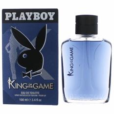 Nước hoa dành cho nam Playboy Eau De Toilette 100ml #King Of The Game