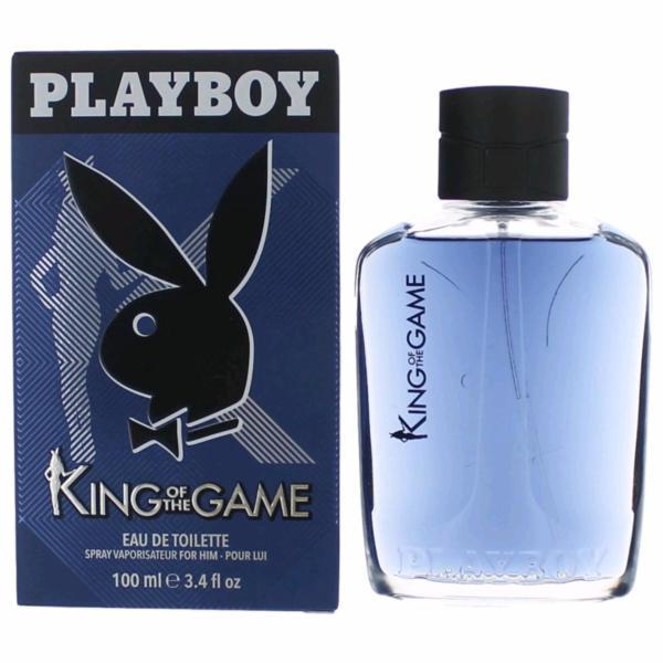 Nước hoa dành cho nam Playboy Eau De Toilette 100ml #King Of The Game