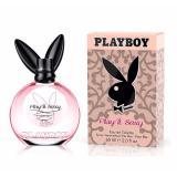 Nước Hoa Danh Cho Nữ Playboy Eau De Toilette For Her 90Ml Play It S*xy Play Boy Chiết Khấu 50