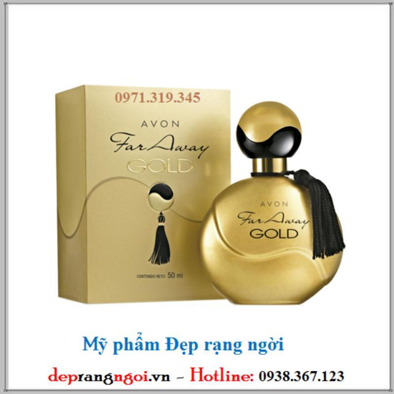 Nước hoa Far Away Gold Avon50ml