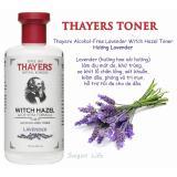 Bán Nước Hoa Hồng Khong Cồn Thayers Witch Hazel Lavender Oải Hương 355Ml Danh Cho Da Dầu Da Co Mụn
