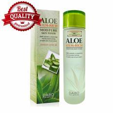 Chiết Khấu Nước Hoa Hồng Dưỡng Ẩm Dabo Aloe Stem Rich Skin 150Ml