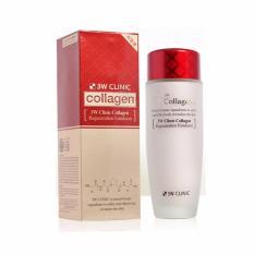 Nước hoa hồng tái tạo và sáng da 3W CLINIC Collagen Regeneration Softener 150 ml tốt nhất