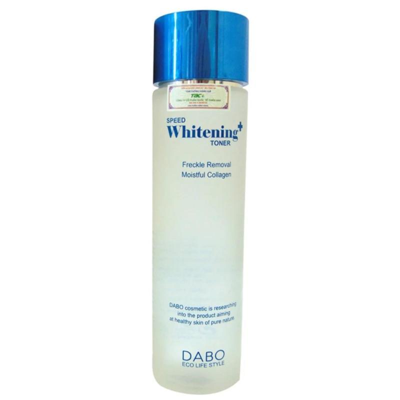 Nước hoa hồng mềm mịn trắng da DABO Speed Whitening-Up 150ml Hàn Quốc Chính Hãng cao cấp