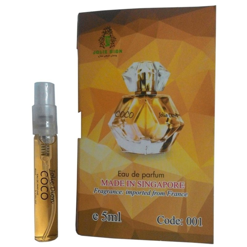 Nước hoa mini nữ Jolie Dion COCO Eau de Parfum 5ml