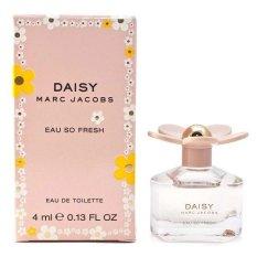 Giá Bán Nước Hoa Mini Nữ Marc Jacobs Daisy Eau So Fresh Eau De Toilette 4Ml Marc Jacobs