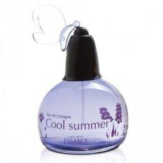 Giá Bán Nước Hoa Mua He Tươi Sắc Essance Eau De Perfume Cool Summer 60Ml Mới