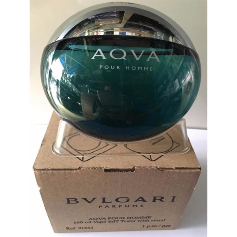Nước hoa nam Aqva test Pour Homme Bvl.gari 100ml