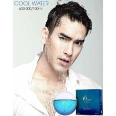 Bán Nước Hoa Nam Charme Cool Water Eau De Parfum 100Ml Có Thương Hiệu Rẻ