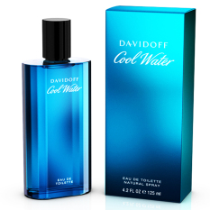 Nước hoa nam DAVIDOFF Cool Water for men Eau De Toilette 125ml
