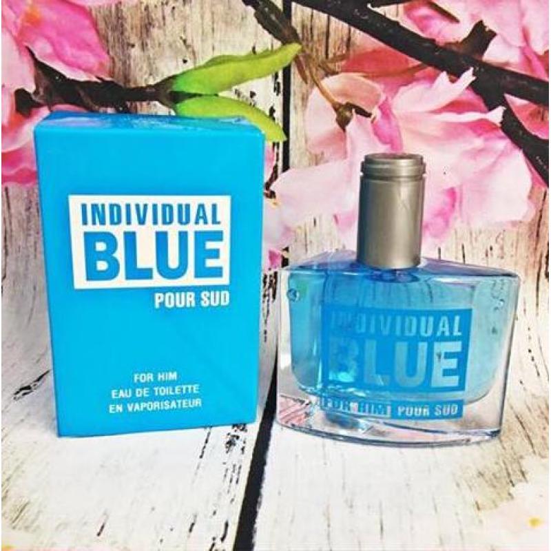 Nước hoa nam Individual Blue POUR SUB For Him 50ml ( Xanh Dương )
