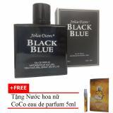 Nước Hoa Nam Jolie Dion Black Blue Eau De Parfum 100Ml Tặng Nước Hoa Nữ Coco Eau De Parfum 5Ml Nguyên