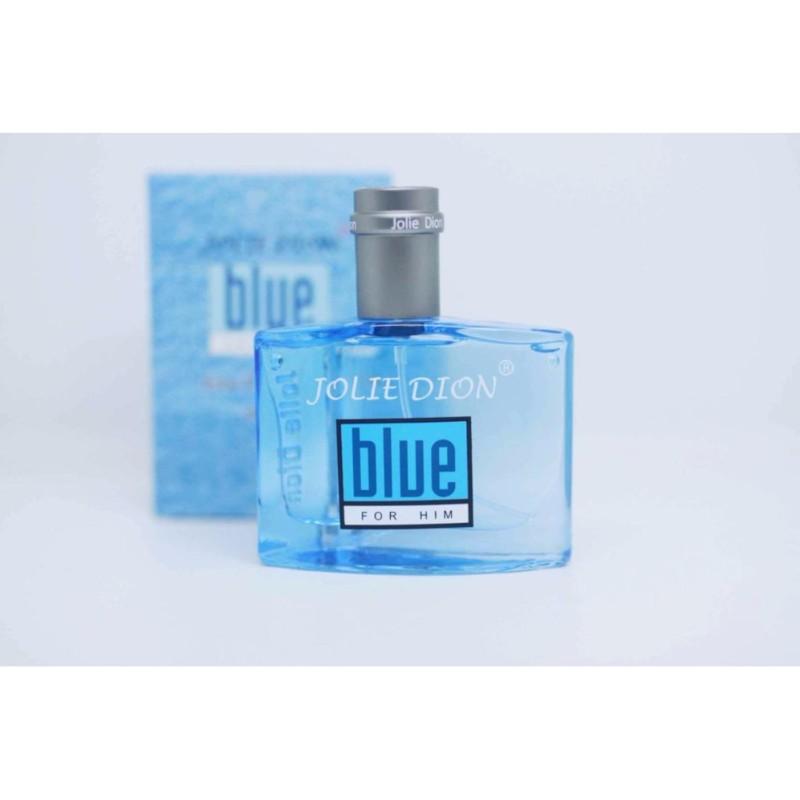 NƯỚC HOA NAM JOLIE DION BLUE FOR HIM 60ML