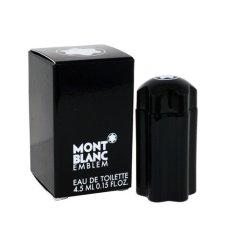 Ôn Tập Nước Hoa Nam Mont Blanc Emblem Eau De Toilette 4 5Ml Hồ Chí Minh
