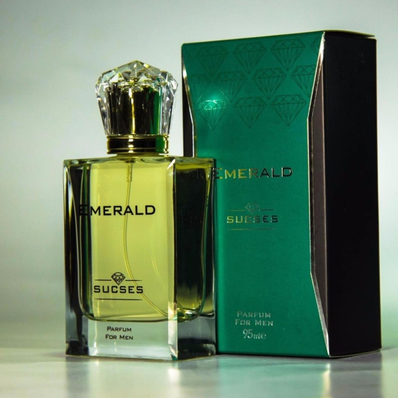 Nước hoa nam Sucses Emerald 95ml (Green)