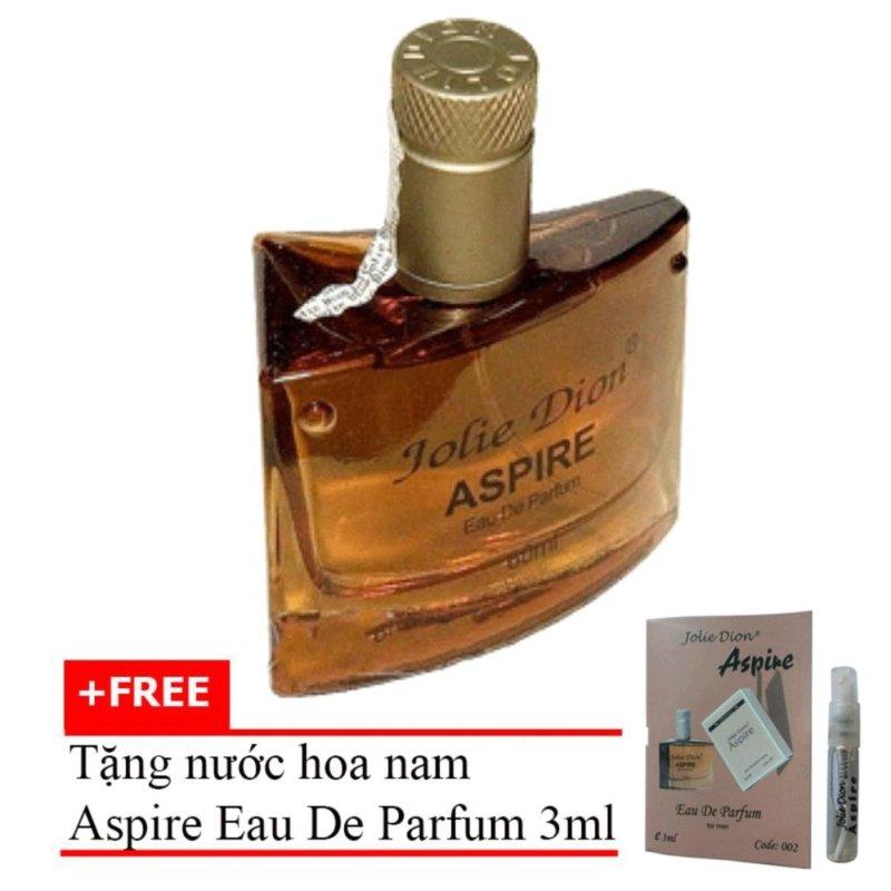 Nước Hoa Nam Tính Aspire Eau De Parfum 60ml + Tặng Nước Hoa Nam Aspire Eau De Toilette 3ml