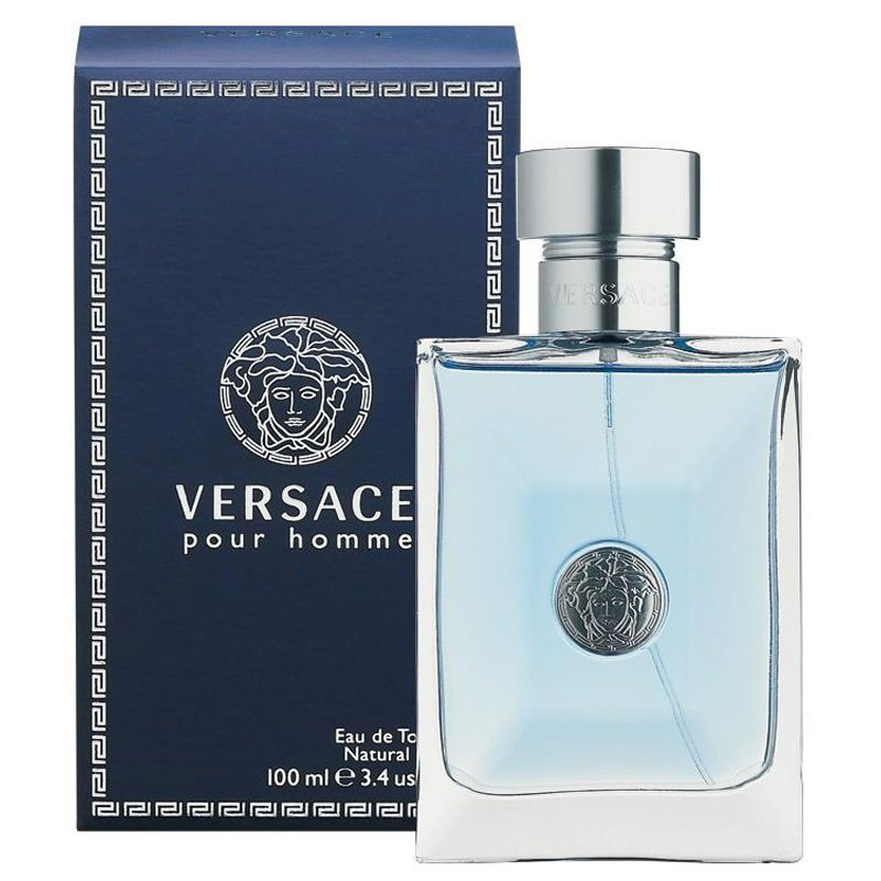 Nước hoa nam Versace Pour Homme Eau de Toilette 100 ml