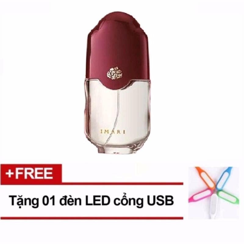 Nước Hoa Nữ Avon Imari Classic 50ml + Tặng 1 Đèn Led Cổng Usb