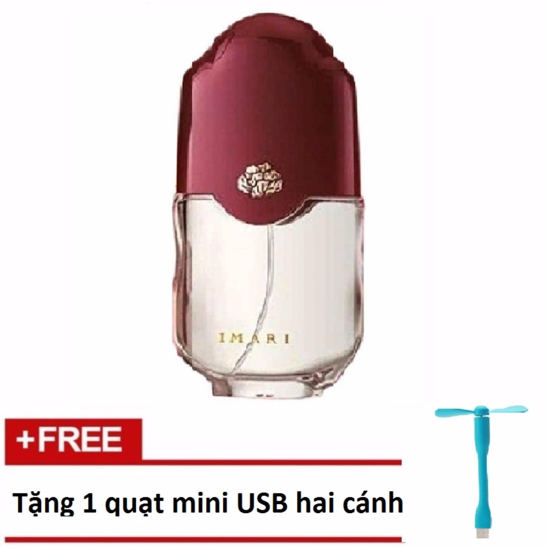 Nước Hoa Nữ Avon Imari Classic 50ml + Tặng 1 quạt mini USB hai cánh