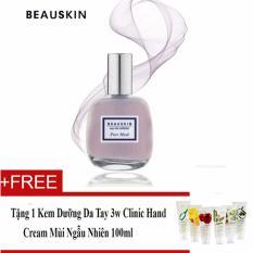 Chiết Khấu Nước Hoa Nữ Beauskin Eau De Toillette Pure Musk 50Ml Hang Chinh Hang Tặng 1 Kem Dưỡng Da Tay 3W Clinic Hand Cream Mui Ngẫu Nhien 100Ml Beauskin