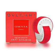 Chiết Khấu Sản Phẩm Nước Hoa Nữ Bvlgari Omnia Coral Eau De Toilette 5Ml Italia