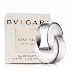 Nước hoa nữ BULGARI Omnia Crystalline Eau De Toilette 5ml
