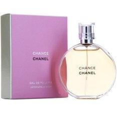 Nước Hoa Nữ Chanel Chance Eau De Toilette 50ml