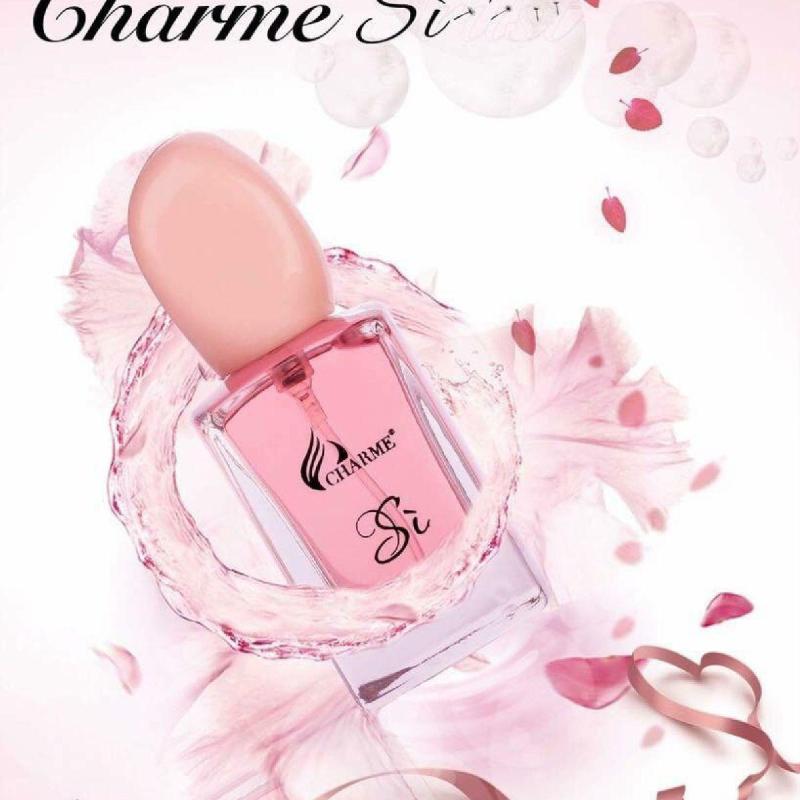 Nước hoa nữ Charme Sì nữ tính, gợi cảm, cuốn hút 25ml