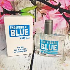 Nước hoa nữ Individual Blue POUR ELLE For Her 50ml ( Trắng )
