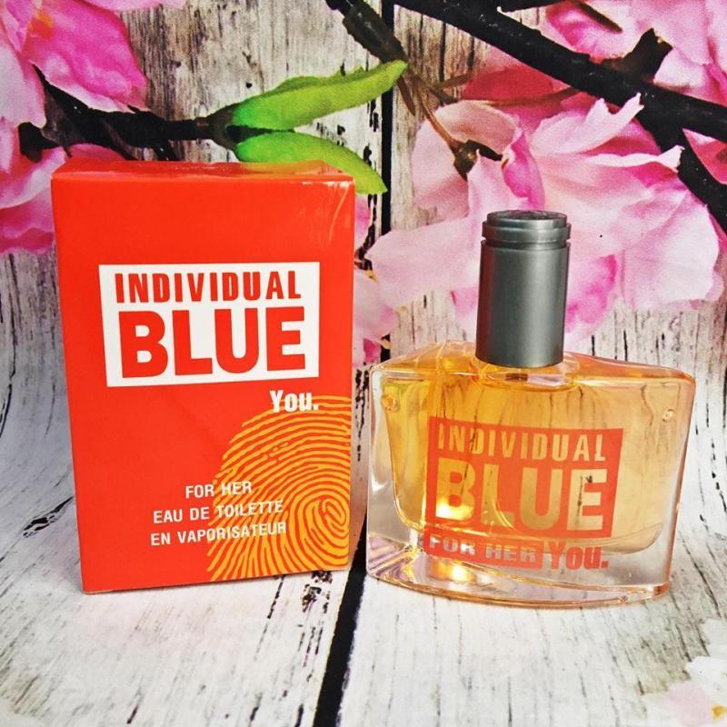 Nước hoa nữ Individual Blue YOU. For Her 50ml ( Cam )