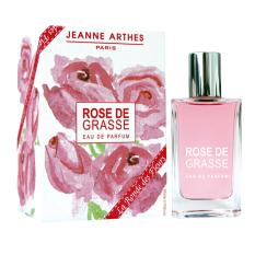 Bán Nước Hoa Nữ Jeanne Arthes La Ronde Des Fleurs Rose De Grasse Edp 30Ml