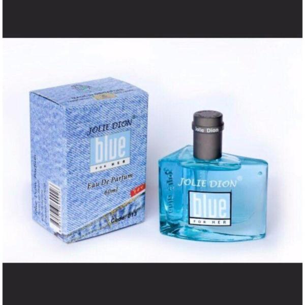 Nước hoa nữ Jolie Dion blue  for her 60ml.