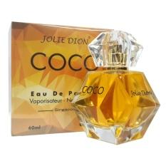 Nước hoa nữ quyến rũ Jolie Dion CoCO Eau de Parfume 60ml
