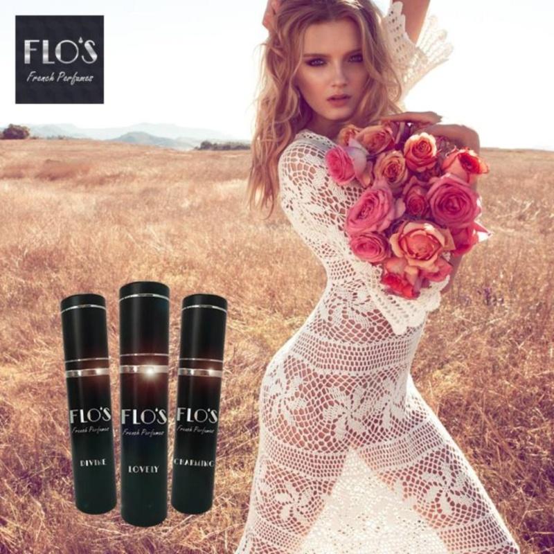 (Hàng Chính Hãng) Nước hoa Pháp lưu hương hơn 9 tiếng FLOS French Perfumes 12ml #Lovely tốt nhất