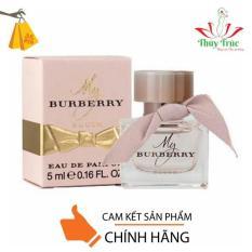 Mua Nước Hoa Nữ My Burberry Blush Edp 5Ml Trực Tuyến Rẻ