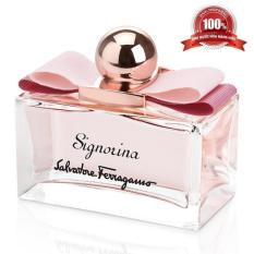 Ôn Tập Tốt Nhất Nước Hoa Nữ Salvatore Ferragamo Signorina 100Ml