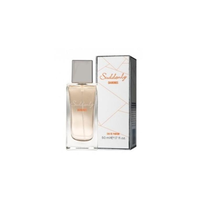 Nước hoa nữ Suddenly Diamonds Eau de Parfum 50 ml