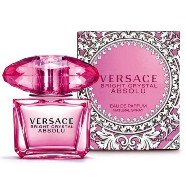 Nước hoa nữ VERSAC Bright Crystal Absolu Eau De Parfum 5ml [ Chính hãng ]