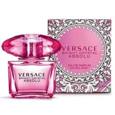 Nước hoa nữ VERSACE Bright Crystal Absolu Eau De Parfum 5ml