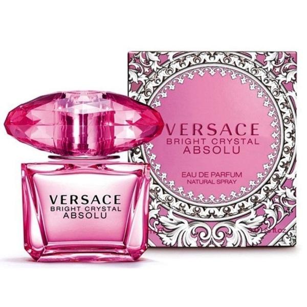 Nước hoa nữ VERSACE Bright Crystal Absolu Eau De Parfum 5ml [ Chính hãng ]