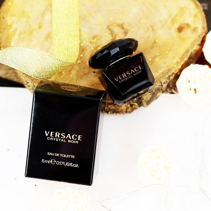 Nước hoa nữ VERSACEE Crystal Noir EDT 5ml