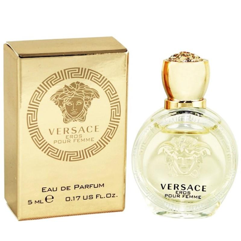 Nước hoa nữ VERSACE Eros Pour Femme Eau De Parfume 5ml [ Chính hãng ]