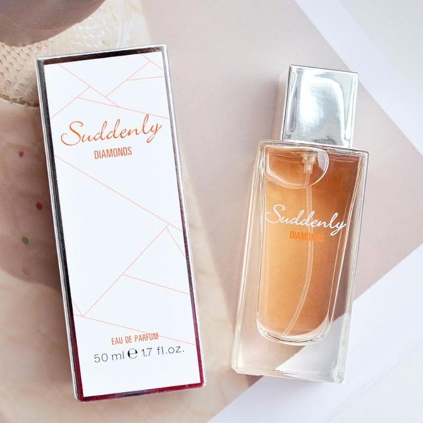 Nước Hoa Nữ Suddenly Diamond Eau De Parfum 50ml - Đức