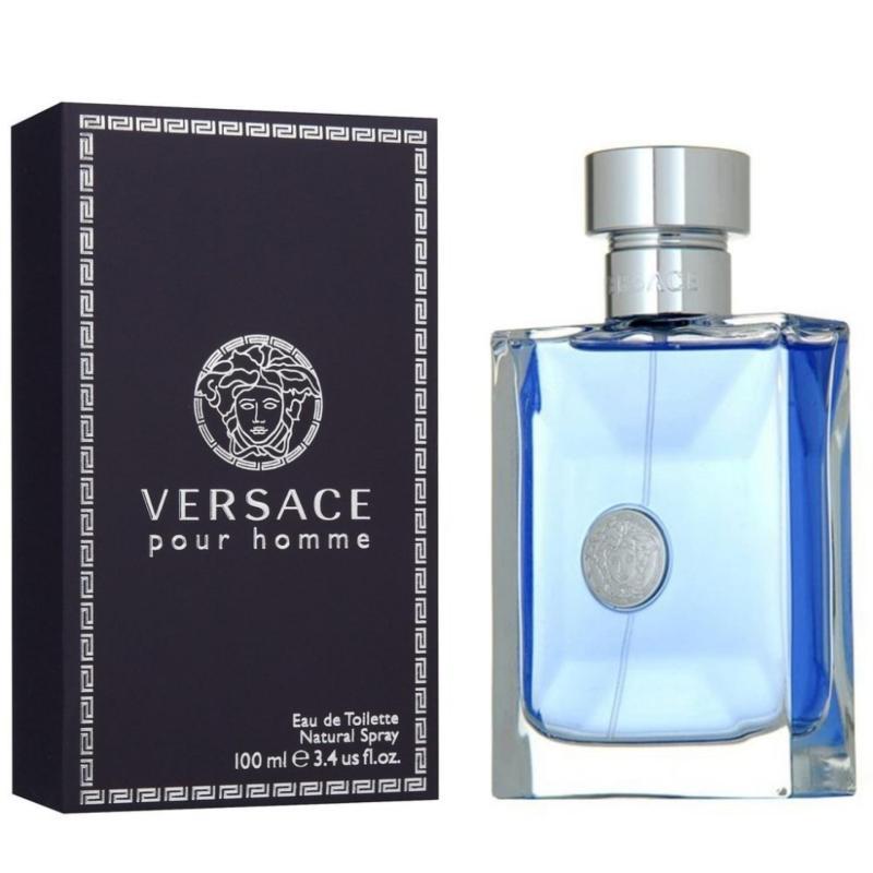 Nước hoa Versace Pour Homme 100ml EDT