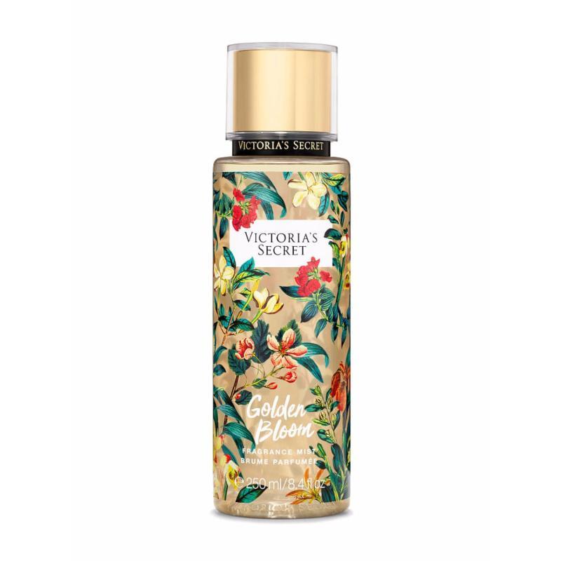 Nước hoa xịt thơm toàn thân Victorias Secret Fragrance Mist Wild Flora Golden Bloom 250ml (Mỹ)
