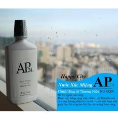 Giá Bán Nước Suc Miệng Nuskin Ap24 Nước Suc Miệng Anti Plaque Flouride Mouthwash Tốt Nhất