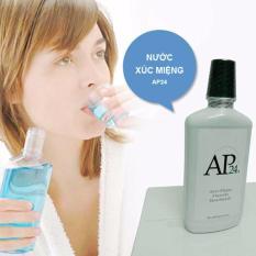 Mã Khuyến Mại Nước Suc Miệng Nuskin Ap24 Nước Suc Miệng Anti Plaque Flouride Mouthwash Nuskin