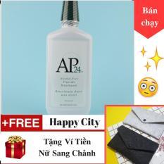 Giá Bán Nước Suc Miệng Nuskin Ap24 Tặng Vi Tiền Nữ Sieu Xinh Nước Suc Miệng Anti Plaque Flouride Mouthwash Nuskin Nguyên